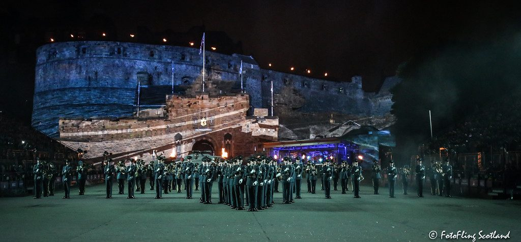 The 2017 Royal Edinburgh Military Tattoo
