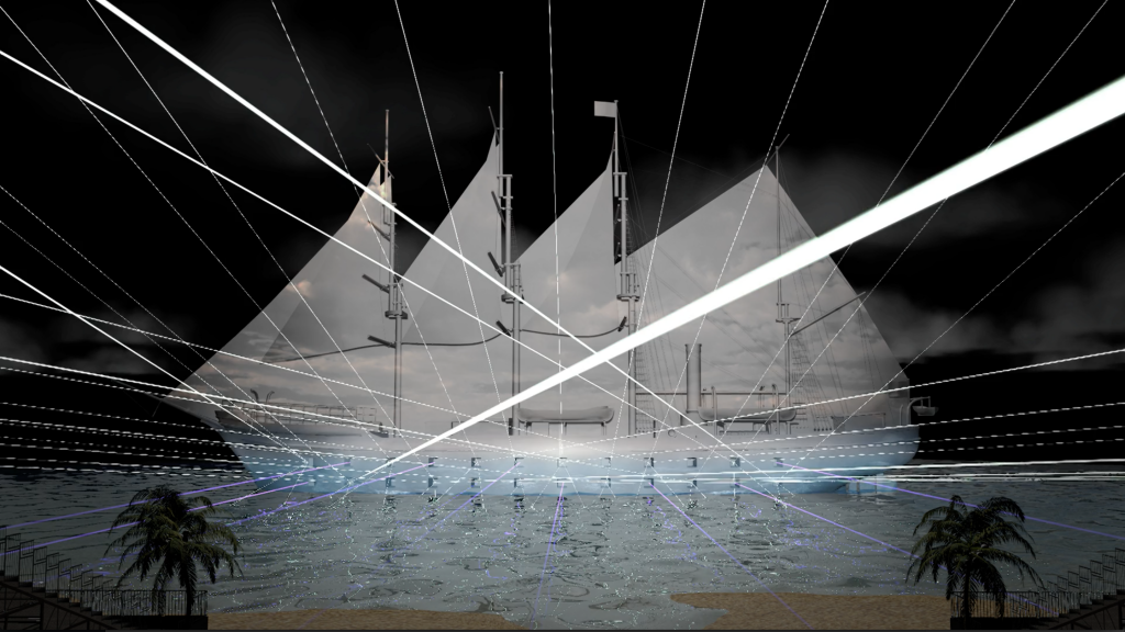 Boat Projection